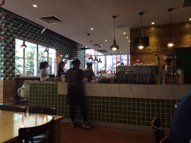 Chocolate Cafe Rouse Hill