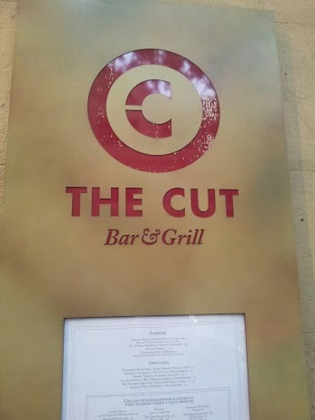 The Cut Bar and Grill, The Rocks
