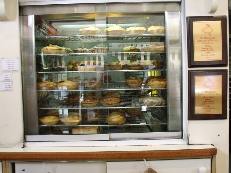 Upper Crust Pies, Collaroy