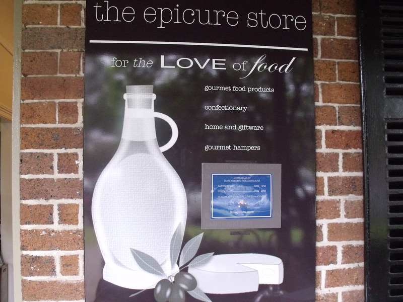 The Epicure Store, Camden