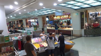 Sydney Central Plaza Food Court