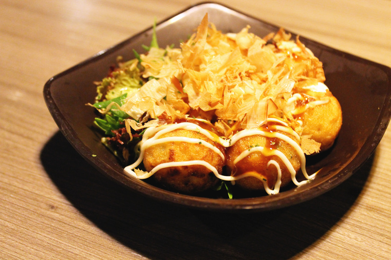 Takoyaki octopus - photo#23