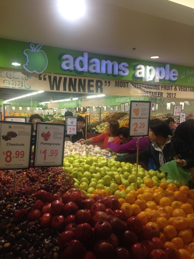 adams apple at the station hurstville