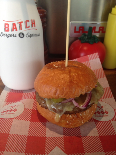 batch burgers and espresso, batch burgers and espresso kirribilli, batch burgers kirribilli, batch burgers milsons point, batch burgers review