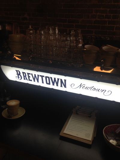 brewtown newtown, brewtown newtown menu