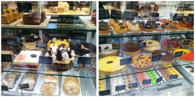 New York Patisserie, Earlwood Montage