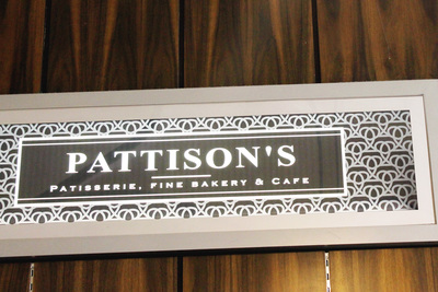 Pattison's Patisserie cakes