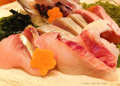 Sashimi at its Best