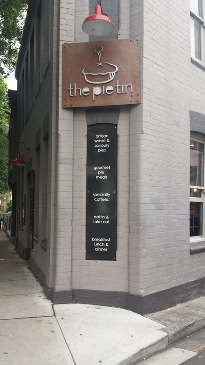 The Pie Tin Bakery